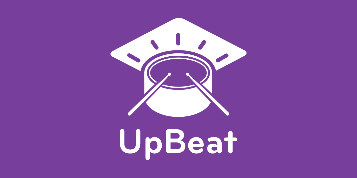 UpBeat, a kit of universal drum attachments for interactive music instruction (2014)
